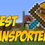 Мод на перемещение сундуков - Chest Transporter для minecraft 1.12.2 1.11.2 1.10.2 1.9.4 1.8 1.7.10 1.5.2