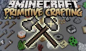Мод на облегчение крафтинга - Primitive Crafting для minecraft 1.12.2
