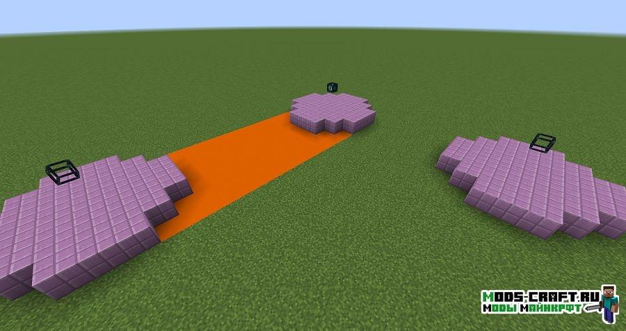 Мод на телепорт - End Teleporters для minecraft 1.12.2