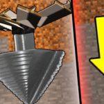 Мод на бур - Simple Mining Drills для minecraft 1.12.2