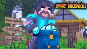 Мод Smart Backpacks для minecraft 1.12.2