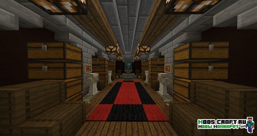Мод на Консервы - Rationcraft для minecraft 1.12.2