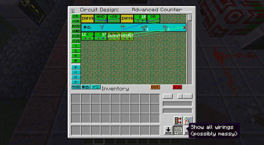 Мод Automated Redstone для minecraft 1.12.2 1.11.2 1.10.2 1.9.4 1.8.9 1.7.10