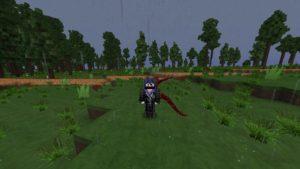 Мод Tokyo Ghoul Adventure для minecraft 1.12.2