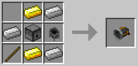 Мод на пушку Джека - Jack O' Launcher для minecraft 1.12.2