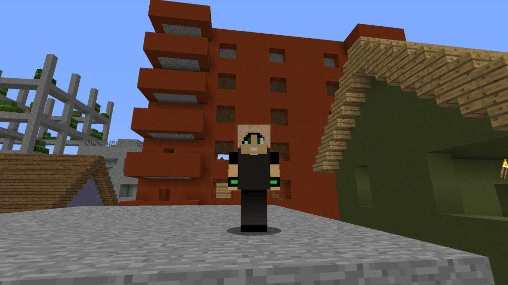 Мод на ПАБГ - PUBGMC для minecraft 1.12.2