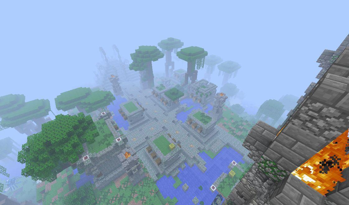 Мод на боссов - Welcome to the Jungle для minecraft 1.12.2 1.11.2 1.10.2 1.9.4 1.7.10