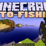 Мод на авто рыбалку - Autofish для minecraft 1.14.3, 1.12.2, 1.7.10