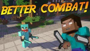 Мод на оружие в двух руках - Better Combat для minecraft 1.11.2 1.10.2 1.9.4