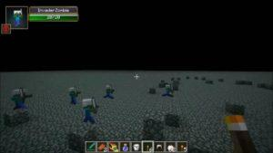 Мод на зомби-апокалипсис для minecraft 1.7.10