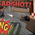 Мод на выстрел в голову — Iblis Headshots для minecraft 1.12.2