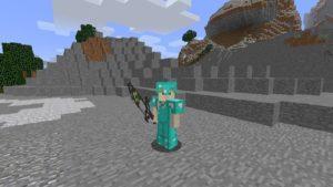 Мод на легендарные мечи - Legendary Weapons для minecraft 1.12.2