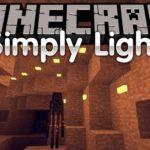 Мод на лампы и светильники Simply Light 1.15.2, 1.14.4, 1.12.2
