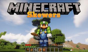 Мод на шампур - Skewers для minecraft 1.12.2