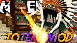 Мод на оборонительные тотемы - Totem Defender для minecraft 1.12.2 - 1.7.10