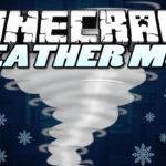 Мод на торнадо и землетрясения — Weather, Storms & Tornadoes для minecraft 1.12.2 1.10.2 1.8.9 1.7.10