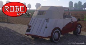 Советские машины - RoboWorks SMZ Package для minecraft 1.7.10