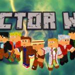 Ресурспак Doctor Who для minecraft 1.13.2 1.12.2