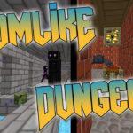 Мод на новые пещеры — Doomlike Dungeons для minecraft 1.12.2 — 1.5.2