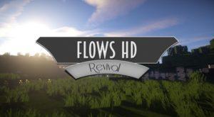 Ресурспак Flows HD для minecraft 1.14.4, 1.13.2, 1.12.2