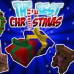 Лучший мод на новый год — The Best Christmas для minecraft 1.12.2
