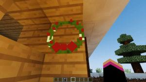 Лучший мод на новый год - The Best Christmas для minecraft 1.12.2