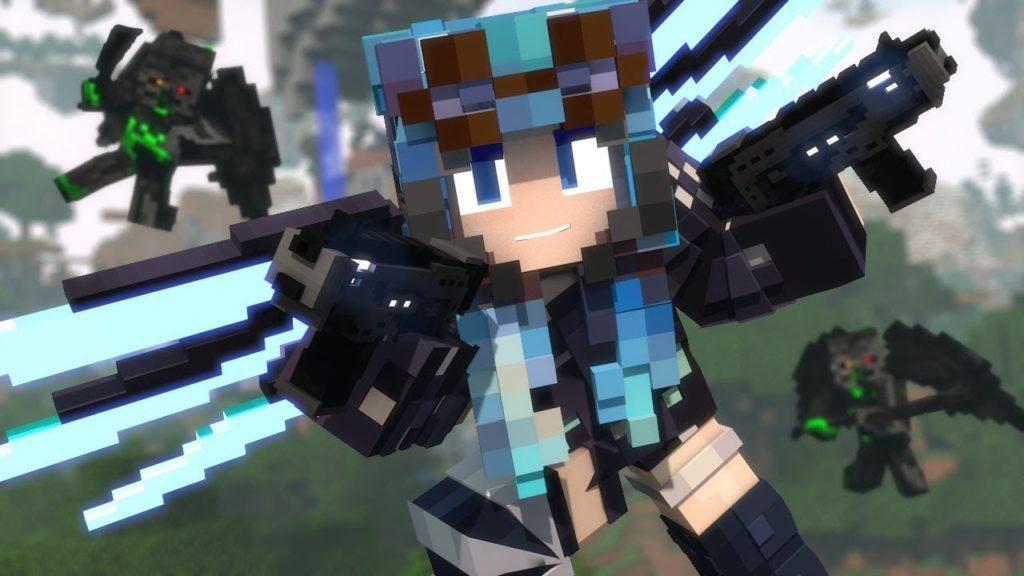 Мод на крылья - wings для minecraft 1.12.2