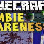 Умные зомби - Zombie Awareness для minecraft 1.12.2 1.11.2