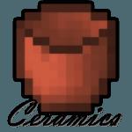 Мод на предметы из глины для майнкрафт 1.12.2 1.11.2 1.10.2