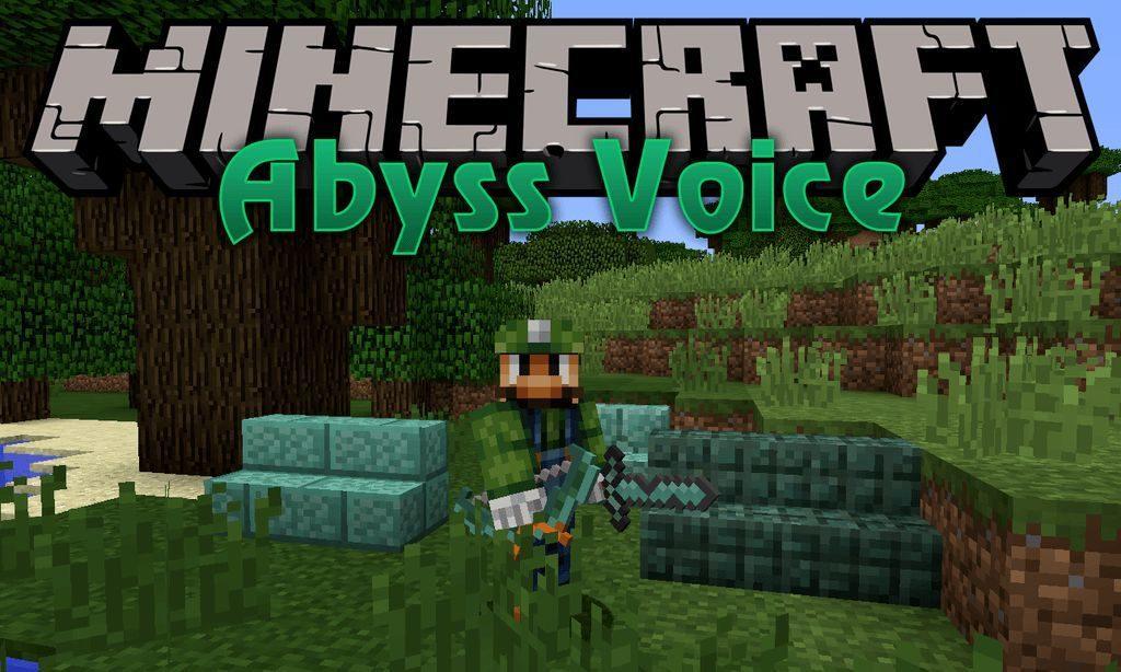Мод Голос глубин - Abyss Voice для minecraft 1.12.2