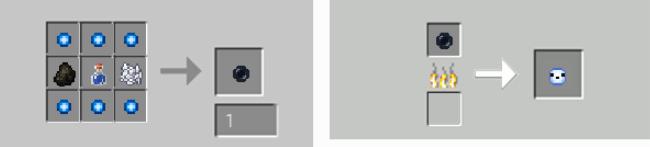 Мод на Броню душ - Armor Souls для майнкрафт 1.12.2
