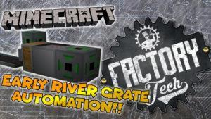 Мод Factory Tech для minecraft 1.12.2