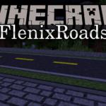 Мод на дороги — Flenix Roads для minecraft 1.7.10