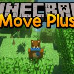 Мод на паркур — Move Plus для minecraft 1.12.2 1.7.10 1.6.4 1.5.2