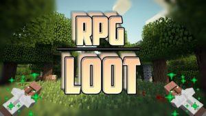 Мод RPGLoot для minecraft 1.12.2 1.8 1.7.10