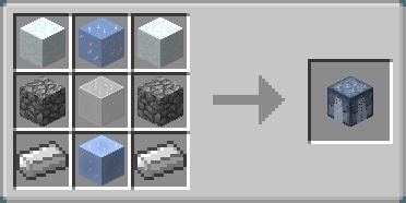 Мод на снеговик - Snowmancy для minecraft 1.12.2