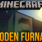 Мод Wooden Furnace для майнкрафт 1.12.2