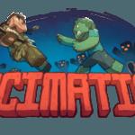 Зомби апокалипсис — Decimation мод на майнкрафт 1.7.10