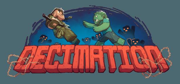 Зомби апокалипсис - Decimation мод на майнкрафт 1.7.10