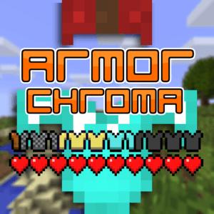 Мод Armor Chroma для майнкрафт 1.12.2 1.11.2 1.10.2 1.8.9 1.7.10