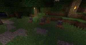 Мод EuhDawson's GraveStone для майнкарфт 1.13.2 - 1.7.10