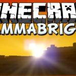Чит на яркость - Gammabright для майнкрафт 1.12.2 1.11.2