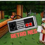 Текстуры в стиле денди — Retro NES ресурспак для майнкрафт 1.13.2 1.12.2 1.11.2 1.10.2