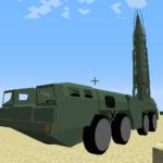 Мод на ПВО УРАГАН - Scud Missile для майнкрафт 1.12.2 1.10.2 1.7.10