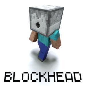 Мод Blockhead для майнкрафт 1.12.2