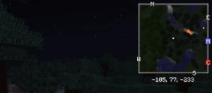 Мод на миникарту Xaero's Minimap для майнкрафт 1.13.2 1.12.2 1.11.2 1.10.2 1.9.4 1.8.9 1.7.10