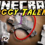 Мод на прокачку питомца - Doggy Talents для minecraft 1.14.4, 1.12.2, 1.7.10