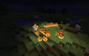 Мод на факел в руке - Dynamic Lights для майнкрафт 1.13.2 - 1.5.2