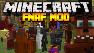 Ночь с Фредди - мод Five Night's at Freddy's Universe для майнкрафт 1.12.2 1.7.10