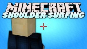 Мод Shoulder Surfing Reloaded 1.15.2 1.14.4, 1.12.2, 1.7.10
